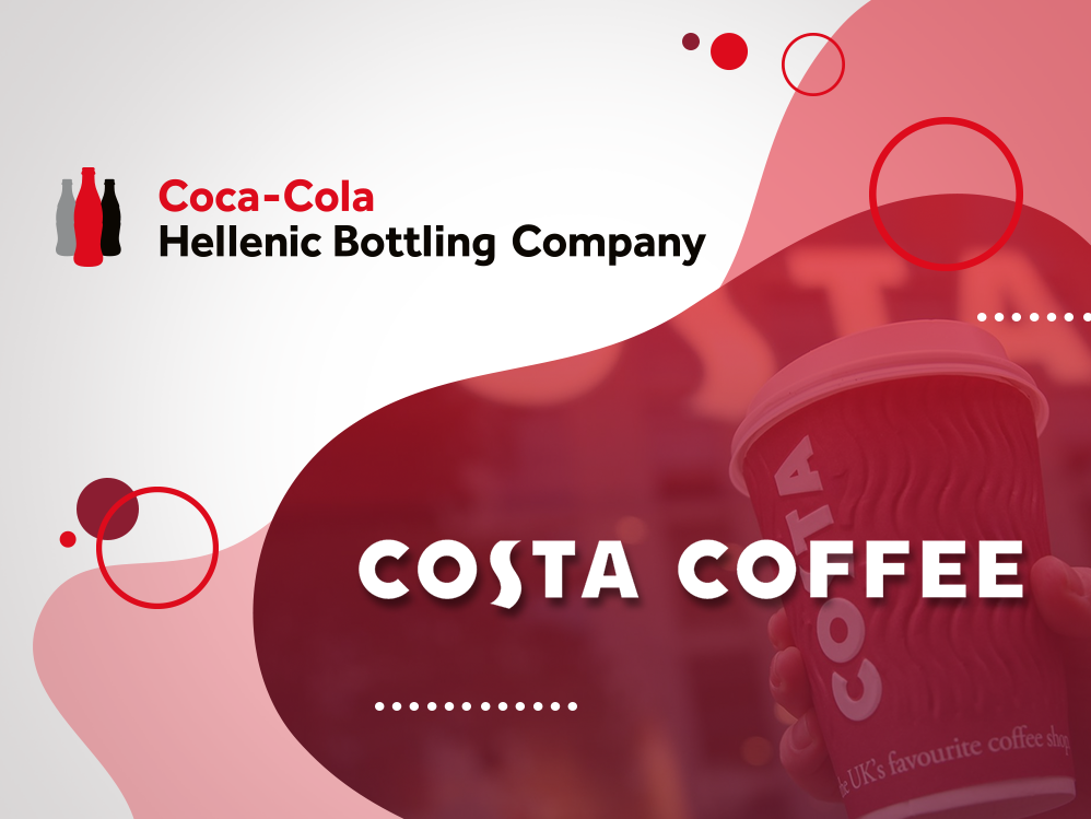 Coca-Cola HBC to launch Costa Coffee in multiple markets in 2020
